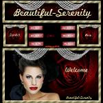 Award recipient Beautiful Serenity